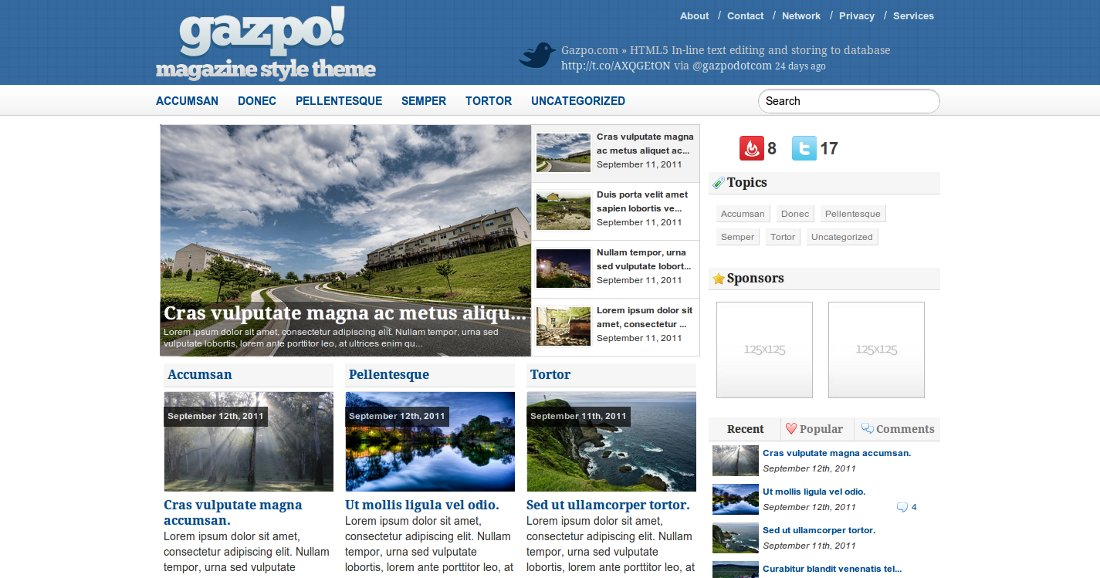 gazpo-wordpress-theme