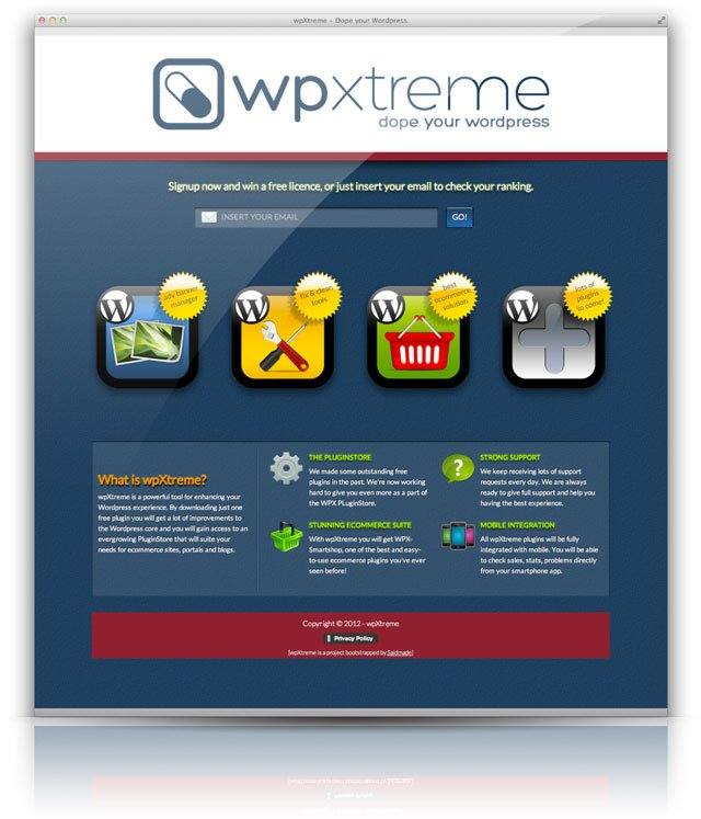 introducing wpxtreme